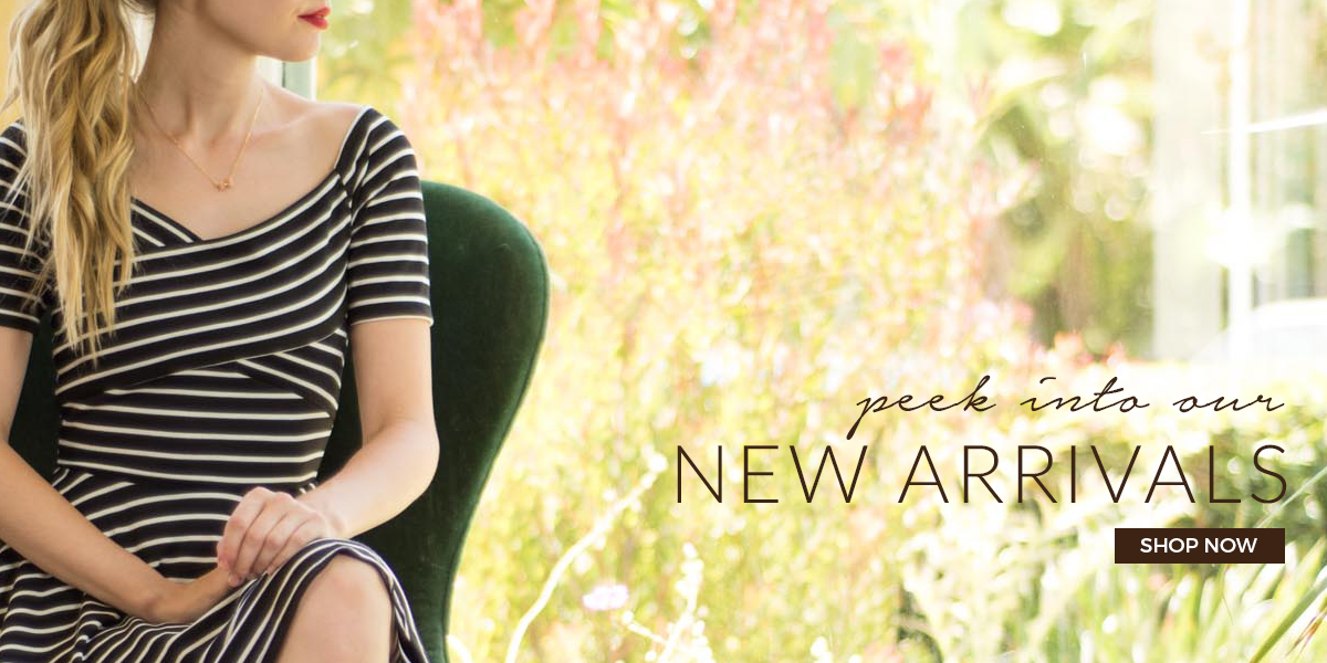 main banner - new arrivals